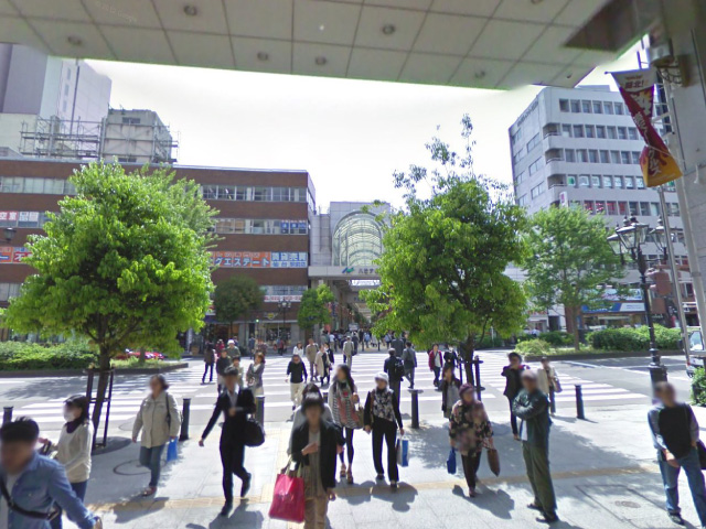 メンズライフクリニック 宮城・仙台院へのアクセス