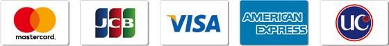 提携カード会社の各種クレジットカード